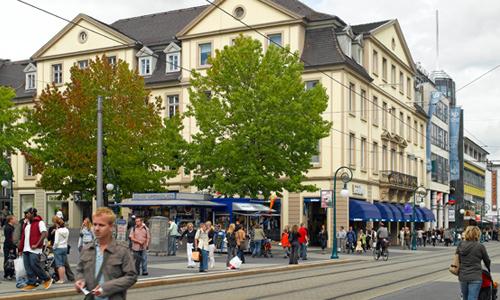Ejendom i Aachen